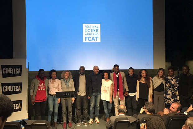 Presentación FCAT 2017 en la Cineteca de Matadero - Madrid