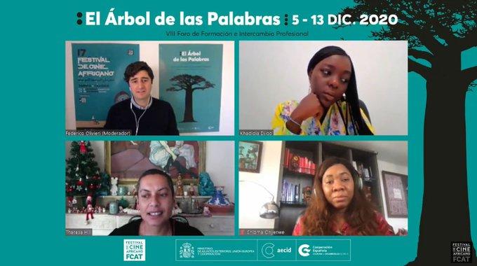 """La """"creatividad salvaje"""" de los cineastas africanos en los tiempos de COVID"""